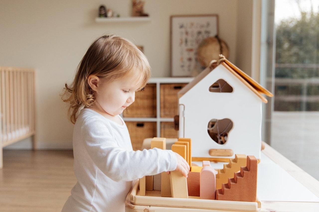 Les avantages du jouet en bois